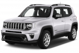 Mandataire JEEP RENEGADE MY21